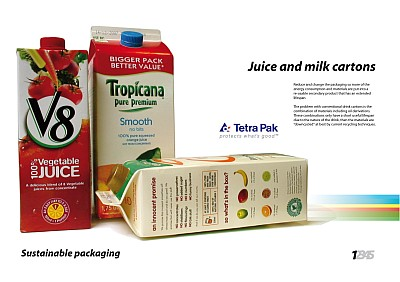 cartony TetraPak